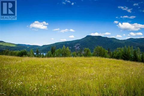 Home for sale at  Harriman Rd N Unit Lot 22 Canim Lake British Columbia - MLS: R2360252