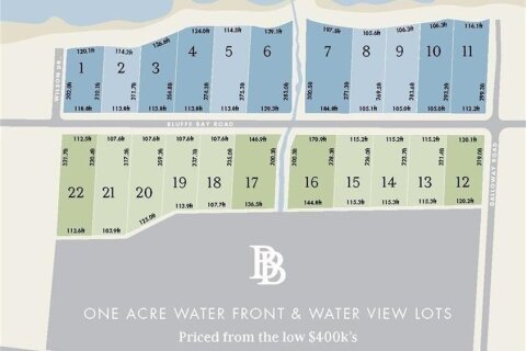 Home for sale at Lot #22 Plan 16m67  Georgian Bluffs Ontario - MLS: X5085023