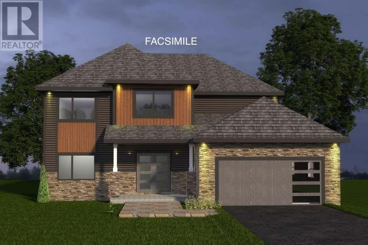 House for sale at 221 72 Spikerush Ln Unit LOT Middle Sackville Nova Scotia - MLS: 202020226