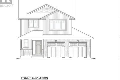 House for sale at 36 Lot 23 Reeves Rd Unit Lot 23 Ingersoll Ontario - MLS: 198627