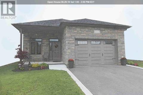 House for sale at  Brennan Cres Unit Lot 23 Odessa Ontario - MLS: K19000110