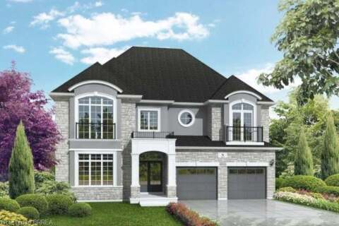 House for sale at LOT 23 Zaifman Circ London Ontario - MLS: 40014181