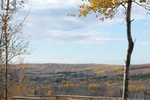 Home for sale at  Bison Rdge Unit Lot 24 Athabasca Alberta - MLS: 52029