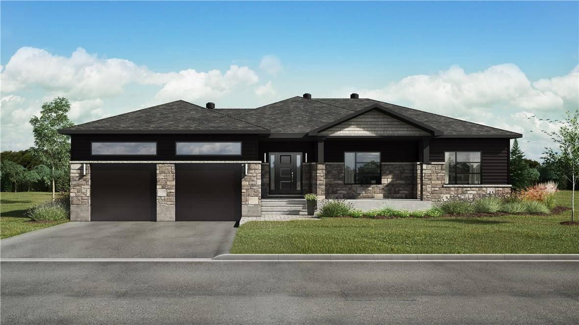 House for sale at  Cinnamon Cres Unit Lot 24 Kinburn Ontario - MLS: 1159465