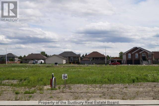Residential property for sale at  Emerald Cres Unit Lot 24 Chelmsford Ontario - MLS: 1042153