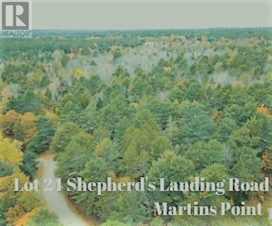 Home for sale at  Shepherd's Landing Rd Unit Lot 24 Martins Point Nova Scotia - MLS: 201909953