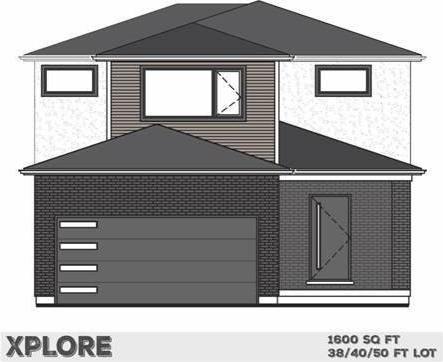 House for sale at 1330 Medway Park Dr Unit Lot 25 London Ontario - MLS: X4724122