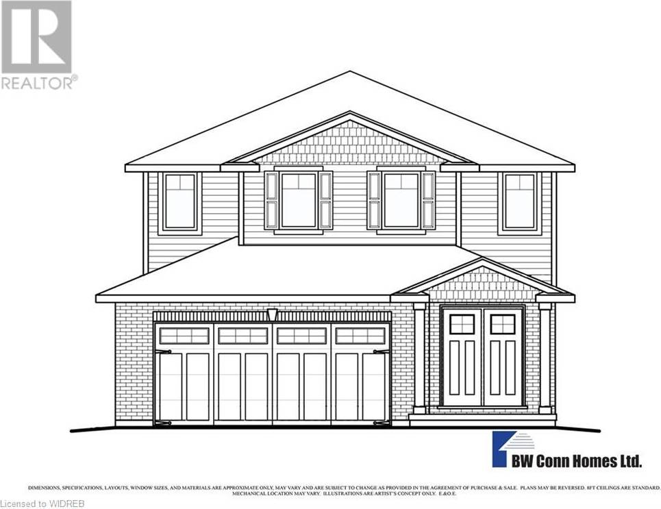 House for sale at 32 Lot 25 Reeves Rd Unit Lot 25 Ingersoll Ontario - MLS: 211252