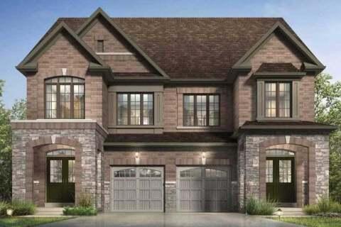 Townhouse for sale at Lot 257 Emerald Coast Tr Brampton Ontario - MLS: W4863122