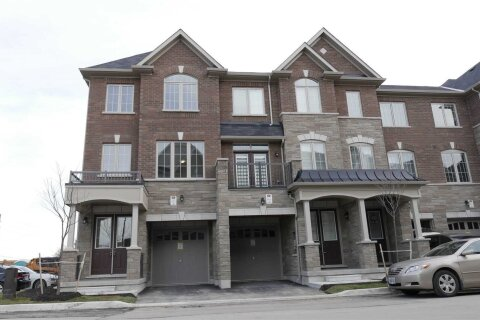 Townhouse for rent at 1 Faye St Unit Lot 26 Brampton Ontario - MLS: W5055196