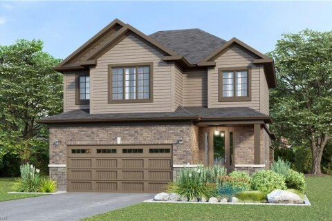 House for sale at LOT 26 Carriage Crossing Drayton Ontario - MLS: 40028496