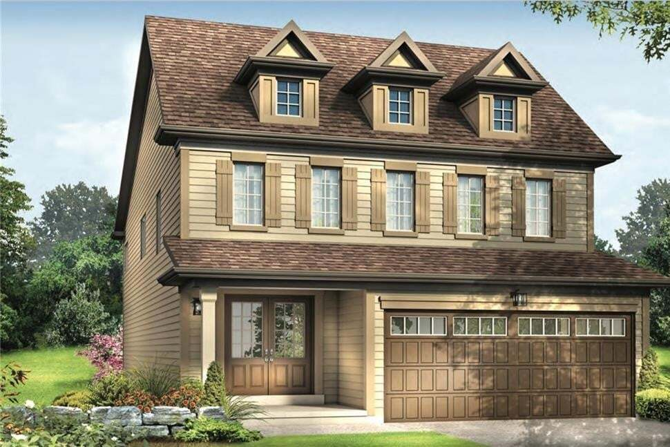 House for sale at Lot 26 Chickory Tr Niagara Falls Ontario - MLS: 30817979