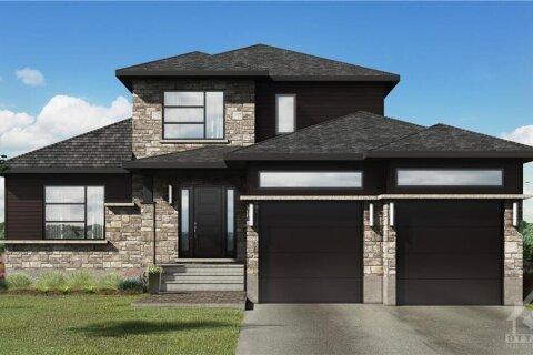 House for sale at Lot 26 Cinnamon Cres Kinburn Ontario - MLS: 1215642