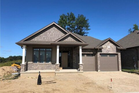 House for sale at LOT 26 Elwood St Strathroy Ontario - MLS: 40041843