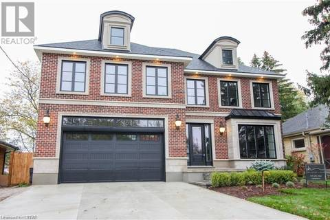 House for sale at  Silver Creek Cres Unit Lot 26 London Ontario - MLS: 192105