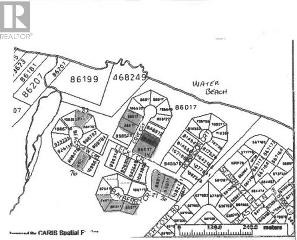 Residential property for sale at  Thunderwood Beach Unit Lot 26 Darnley Prince Edward Island - MLS: 201913447