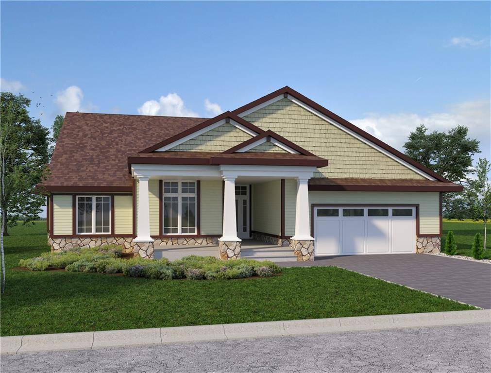 House for sale at  Cinnamon Cres Unit Lot 27 Kinburn Ontario - MLS: 1159470