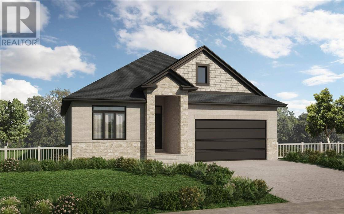 House for sale at  Kemp Cres Unit Lot 27 Strathroy Ontario - MLS: 187804
