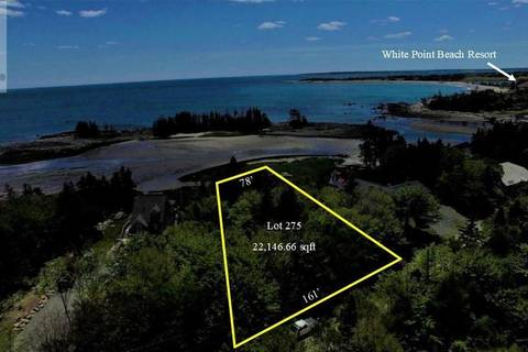 Residential property for sale at  Five Rivers Dr Unit Lot 275 White Point Nova Scotia - MLS: 5131924