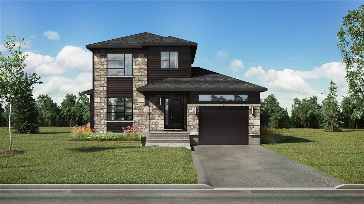 House for sale at  Cinnamon Cres Unit Lot 28 Kinburn Ontario - MLS: 1159473