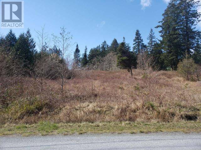Residential property for sale at  Sanderson Rd Unit Lot 28 Texada Island British Columbia - MLS: 14331