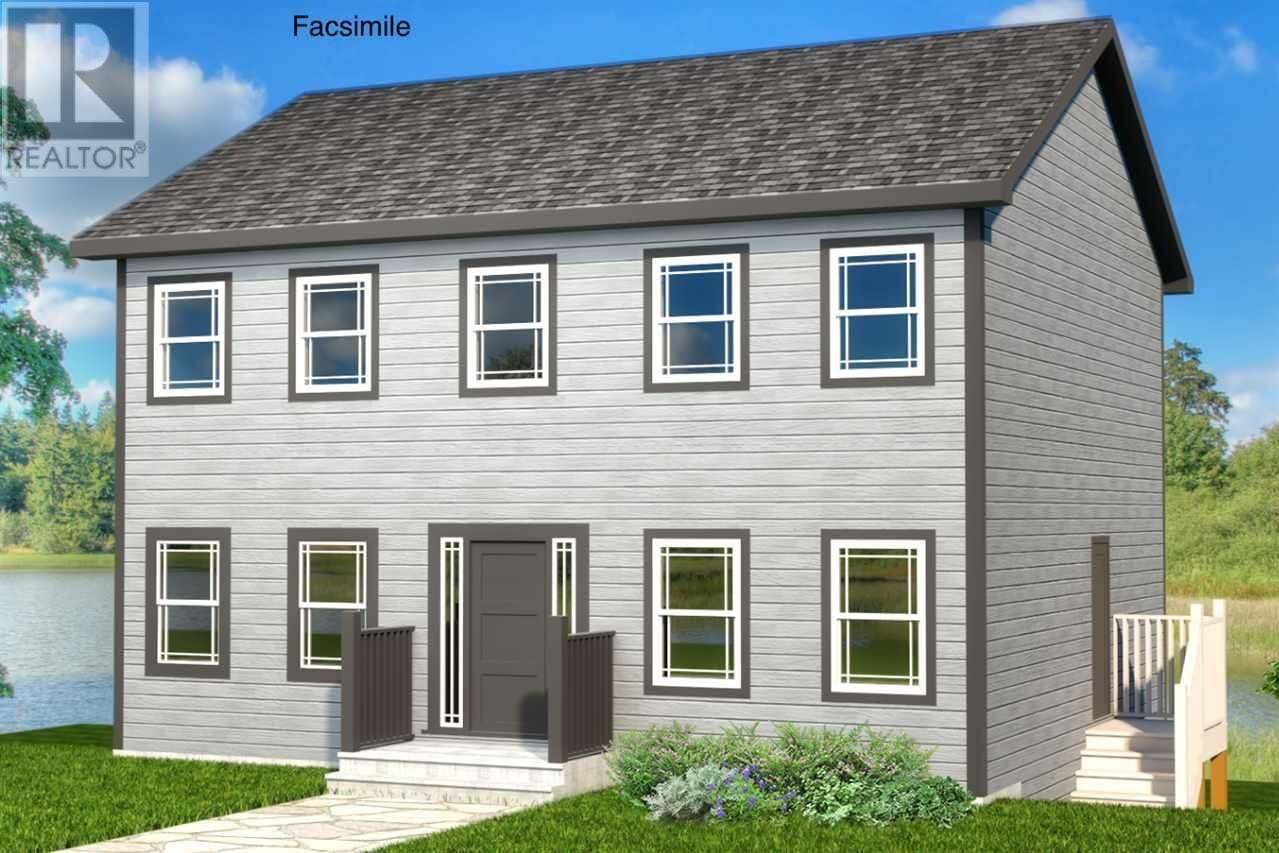 House for sale at 283 31 Clubmoss Ln Unit LOT Middle Sackville Nova Scotia - MLS: 202020330