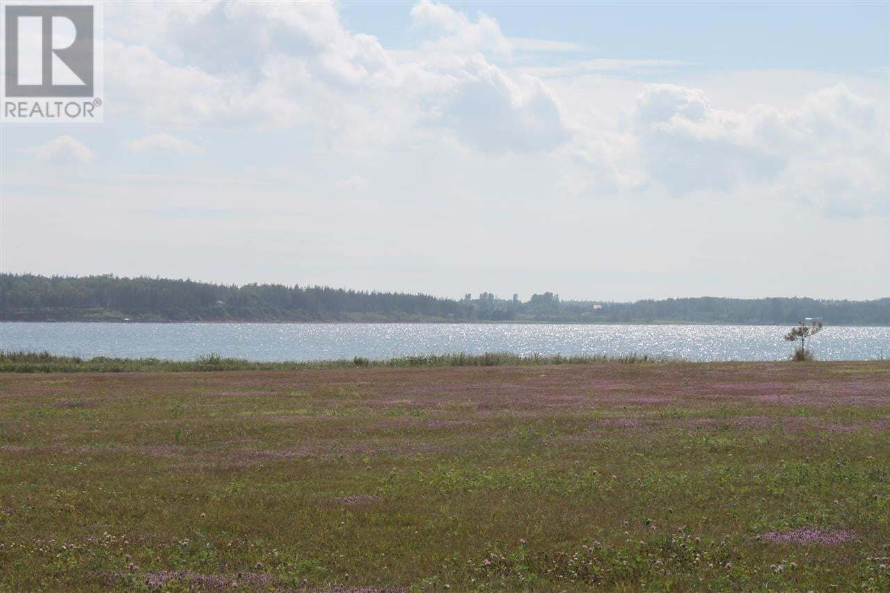 Residential property for sale at 29 A Macmillan Point Rd Unit LOT West Covehead Prince Edward Island - MLS: 202014271