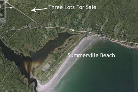 Home for sale at  3 Hy Unit Lot 2p Summerville Nova Scotia - MLS: 201925072