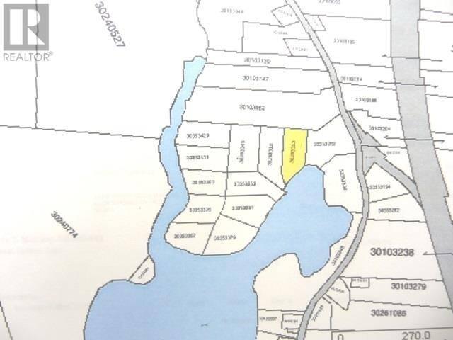 Residential property for sale at  #1 Hy Unit Lot 3 Beaver River Nova Scotia - MLS: 201800380