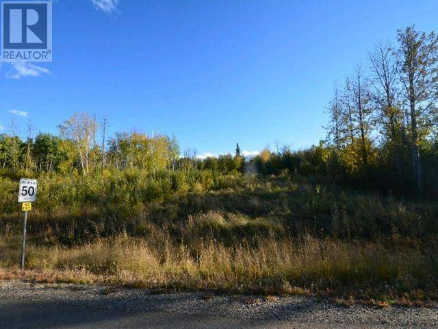 Residential property for sale at  203 Rd Unit Lot 3 Dawson Creek British Columbia - MLS: 176743