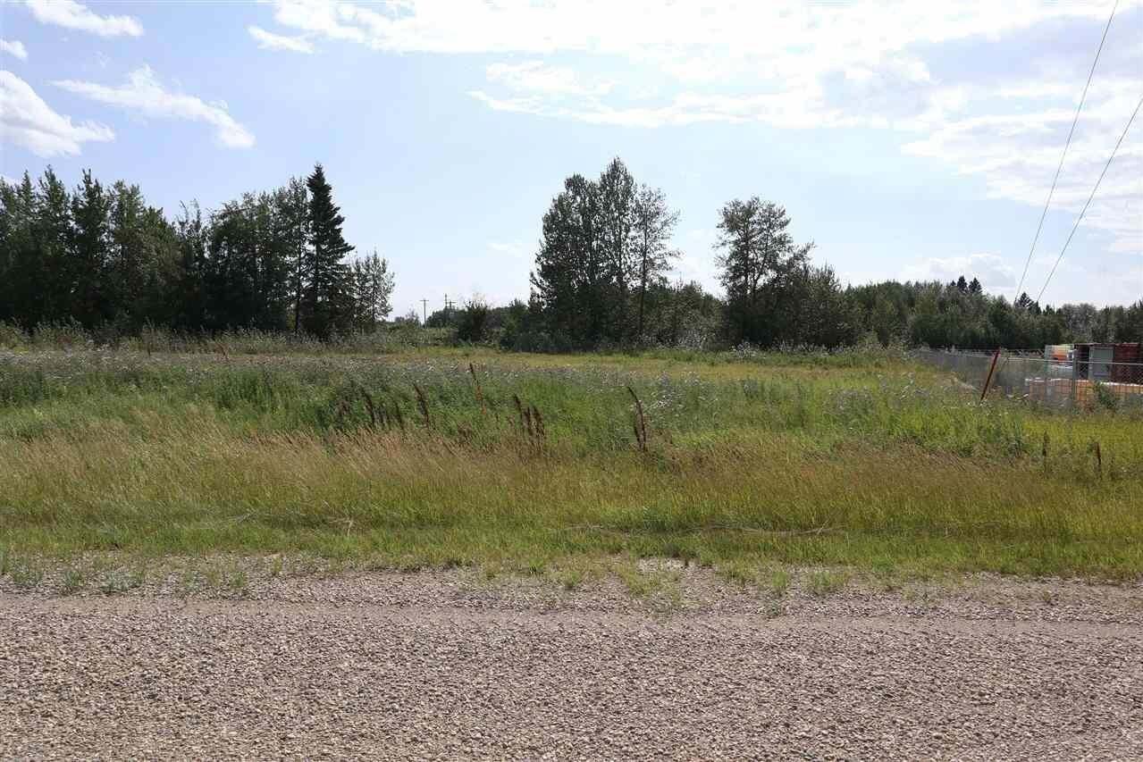 Home for sale at 3 56 Av Unit LOT Thorsby Alberta - MLS: E4210535