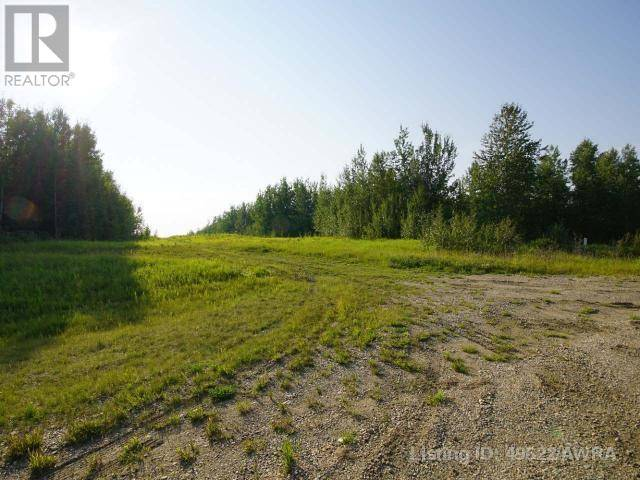 Residential property for sale at 3 748 Hy E Unit Lot Edson Rural Alberta - MLS: 49622