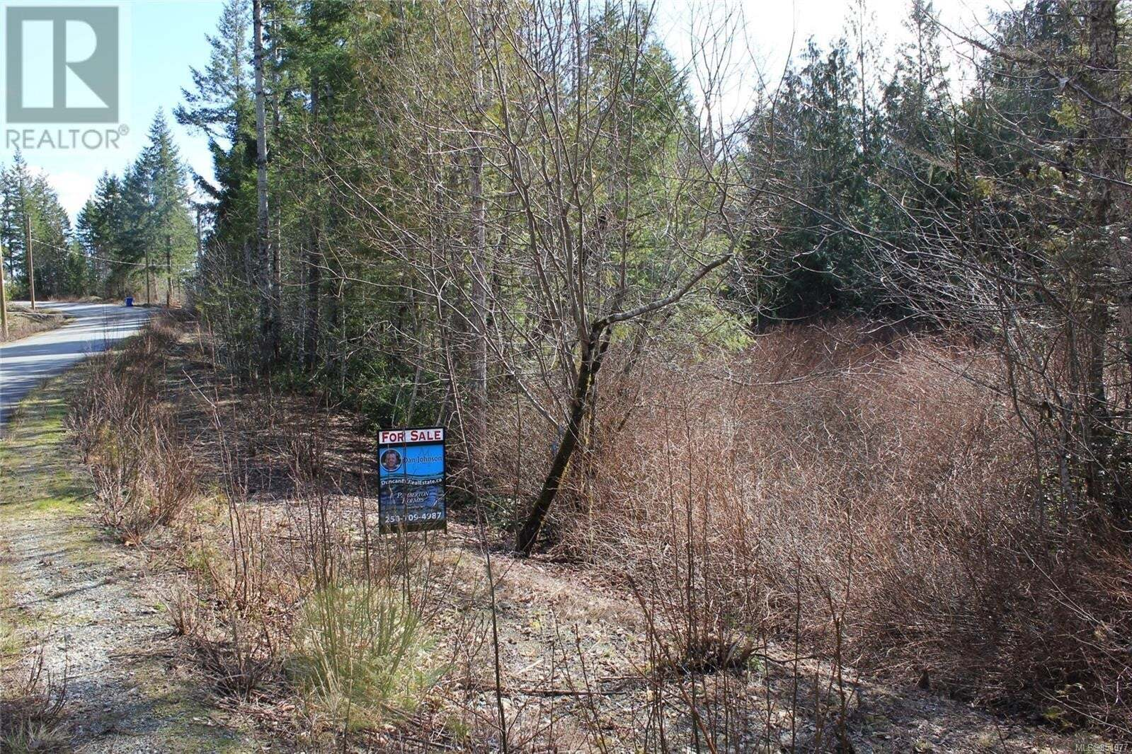 Residential property for sale at 3 Appaloosa Wy Unit LOT Duncan British Columbia - MLS: 854077