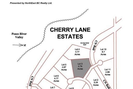 House for sale at 3 Cherry Ln Unit LOT Taylor British Columbia - MLS: N220000