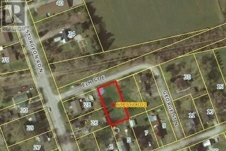 Residential property for sale at 3 Elm St Unit LOT Omemee Ontario - MLS: 259646