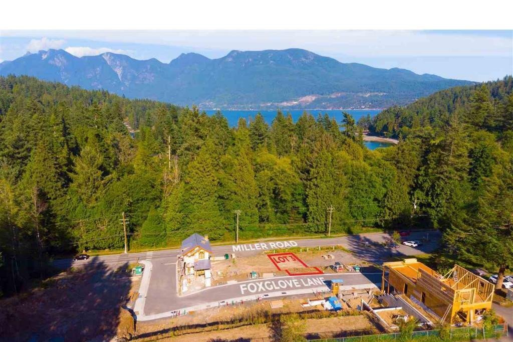 Residential property for sale at LOT 3 Foxglove Ln Bowen Island British Columbia - MLS: R2327066