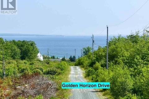 Residential property for sale at  Golden Horizon Dr Unit Lot 3 South West Port Mouton Nova Scotia - MLS: 201917741