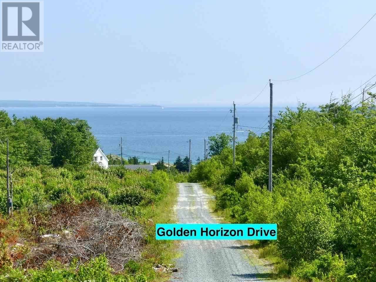 Buliding: Golden Horizon Drive, South West Port Mouton, NS