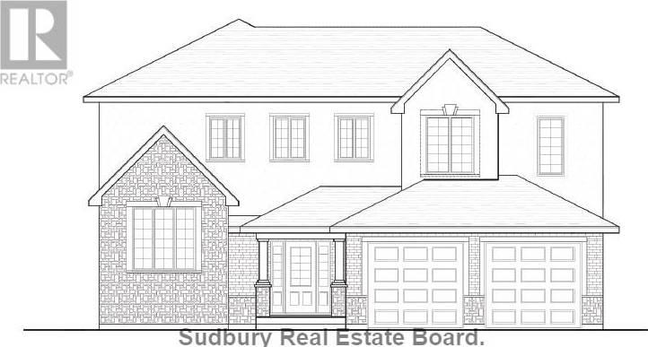 House for sale at  Hazelton Dr Unit Lot 3 Sudbury Ontario - MLS: 2071185
