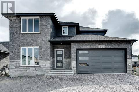 House for sale at  Kittling Rdge Unit Lot 3 Sudbury Ontario - MLS: 2072566