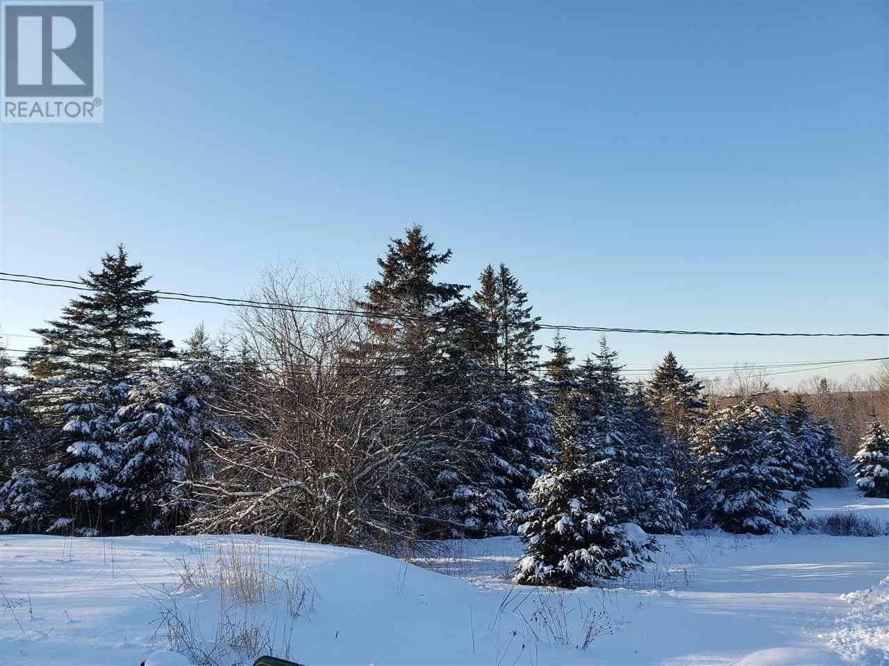 Residential property for sale at  Main St Unit Lot 3 Stewiacke Nova Scotia - MLS: 202001588