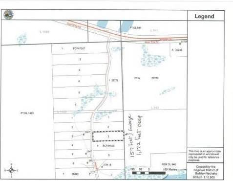 Residential property for sale at  Meier Rd Unit Lot 3 Cluculz Lake British Columbia - MLS: R2361971