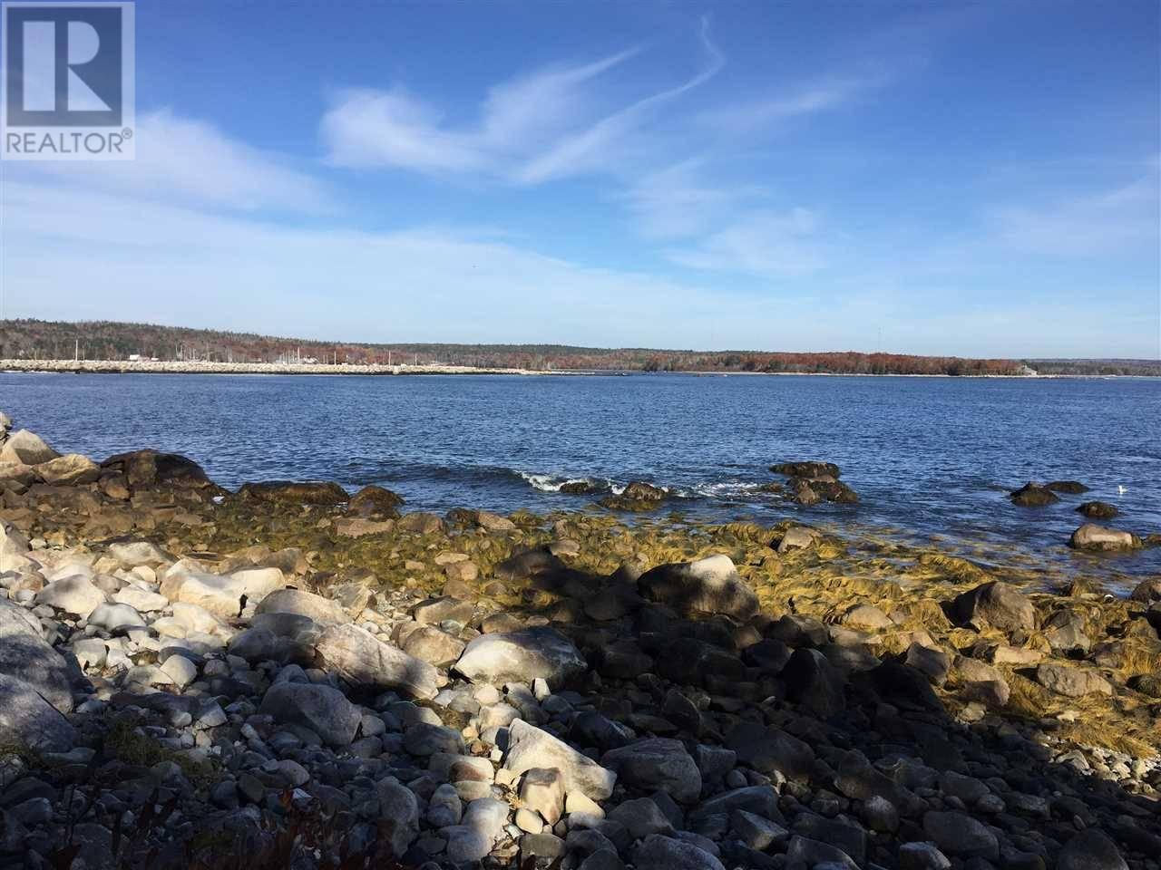 Residential property for sale at  Mouton Rd Unit Lot 3 Central Port Mouton Nova Scotia - MLS: 201927008