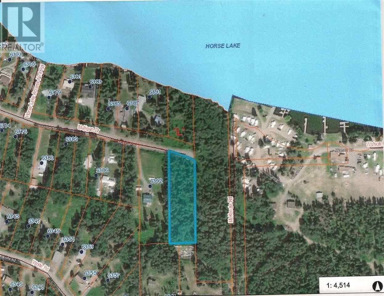 Home for sale at  Mulligan Dr Unit Lot 3 Horse Lake British Columbia - MLS: R2392655