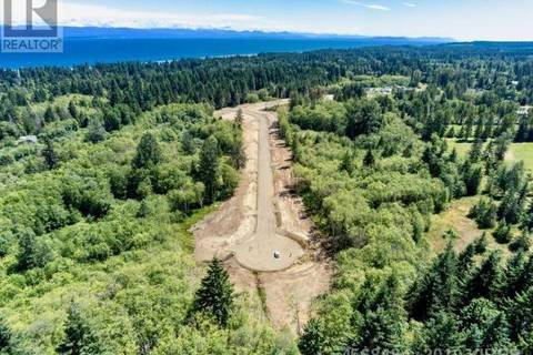 Home for sale at  Oyster River Wy Unit Lot 3 Black Creek British Columbia - MLS: 456848