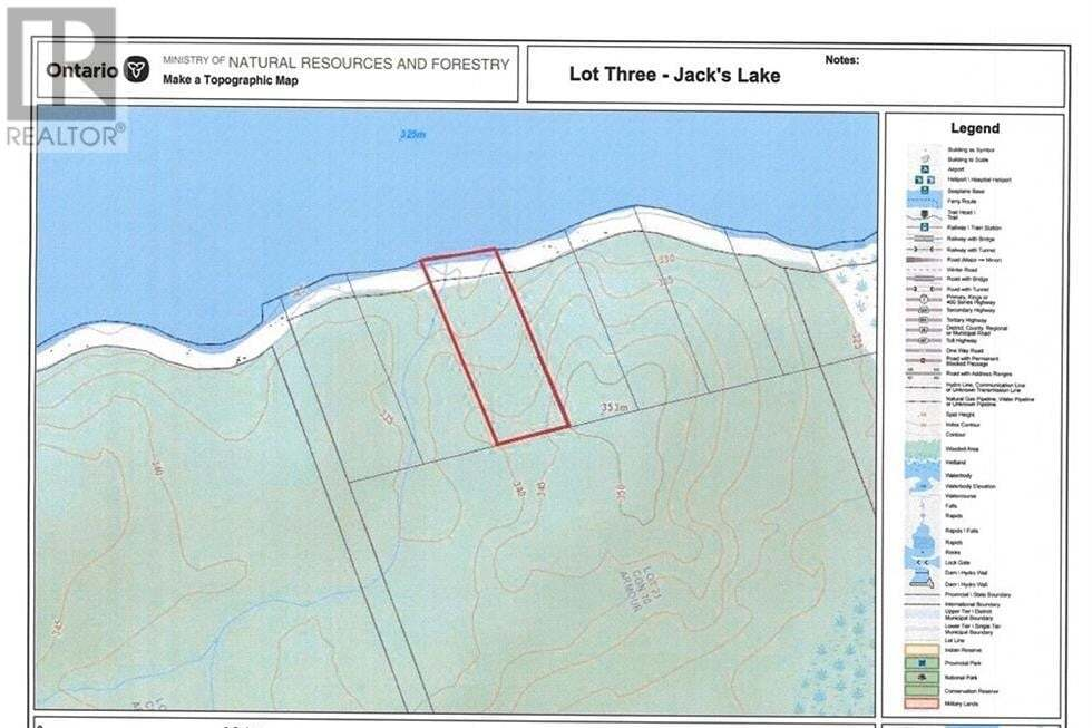 Residential property for sale at 3 Plm42632 Rd Unit LOT Burk's Falls Ontario - MLS: 276560