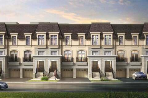 Townhouse for sale at 850 Elgin Mills Rd Unit Lot 30 Richmond Hill Ontario - MLS: N4830689
