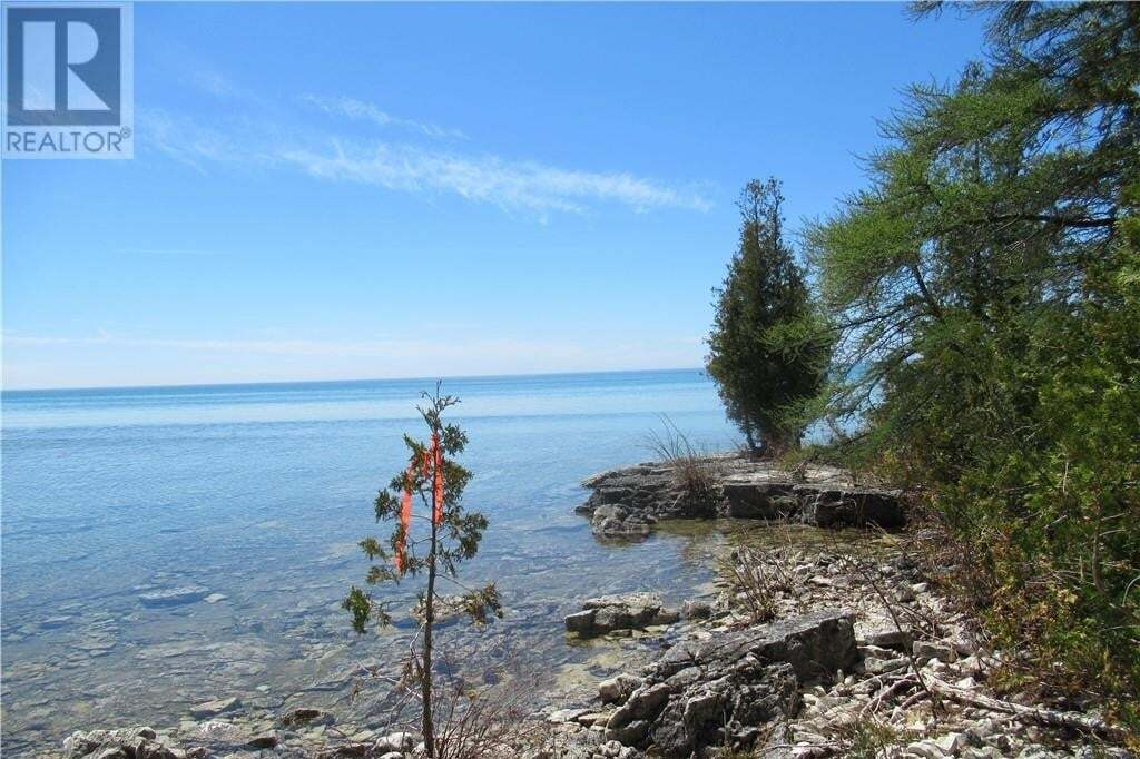 Residential property for sale at 31 Greenough Point Rd Unit LOT Northern Bruce Peninsula Ontario - MLS: 214104
