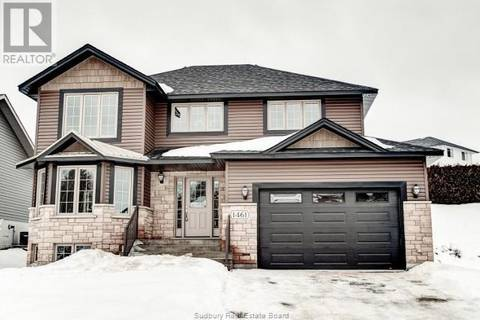 House for sale at  Hummingbird Ct Unit Lot 31 Val Caron Ontario - MLS: 2068855