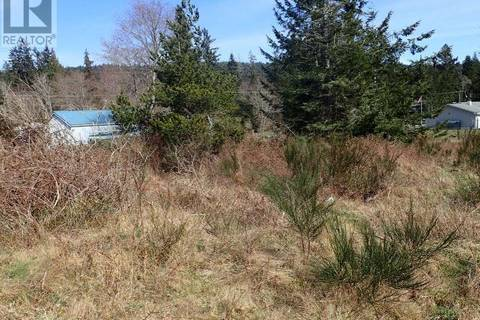 Residential property for sale at  Sanderson Rd Unit Lot 31 Texada Island British Columbia - MLS: 14339